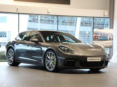 begagnad Porsche Panamera 4 E-Hybrid Sport Turismo, Sportavgas, Panorama