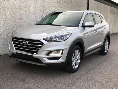 begagnad Hyundai Tucson 2.0 CRDi 185hk Aut. 4WD 48V MHEV Trend