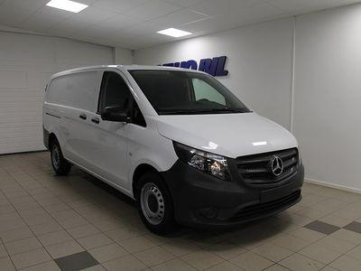 begagnad Mercedes Vito 116 CDI Skåp Lång 299 900 ex moms