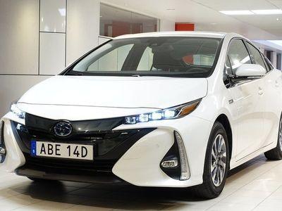 begagnad Toyota Prius PHV