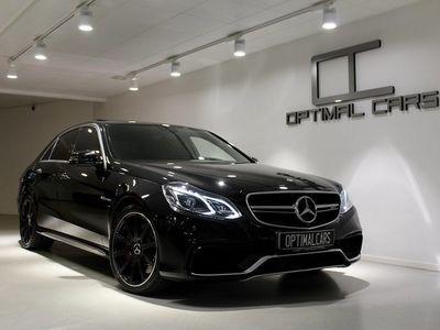 brugt Mercedes S63 AMG EAMG 4-M PERFORM. 585HK