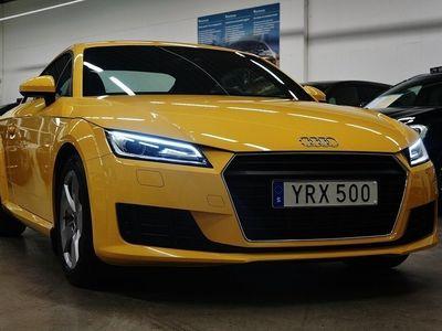 begagnad Audi TT Coupé 1.8 TFSI 1.600 Mil 180hk !