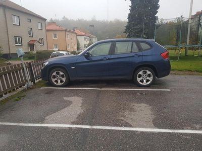begagnad BMW X1 sDrive20d 220HK Optimerad