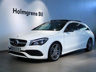 begagnad Mercedes CLA220 SB AMG (177hk)