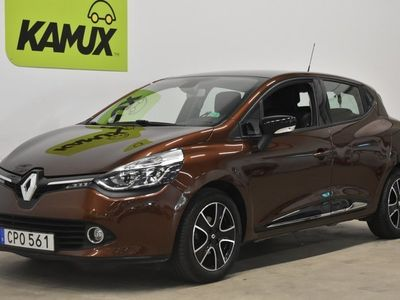 used Renault Clio 0.9 TCe Manuell, 90hk