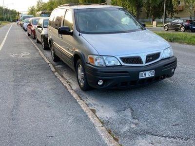 begagnad Chevrolet Trans Sport 3,4L