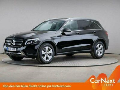 begagnad Mercedes GLC220 GLCD 4-matic Exclusive SE Edition Aut