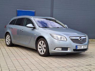 begagnad Opel Insignia 2.0 CDTI ECOFLEX Sports Tourer 160hk