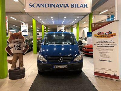 begagnad Mercedes Vito 111 CDI Skåp (116HK) 9000 -08