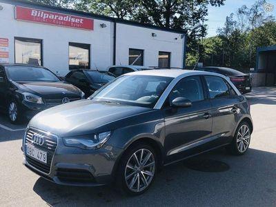begagnad Audi A1 1.6 TDi Sport Edition, Pro Line 105hk