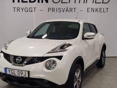 begagnad Nissan Juke Demo N-CONNECTA