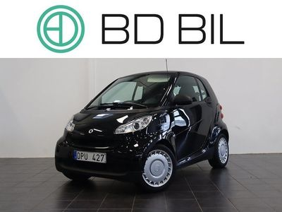 begagnad Smart ForTwo Coupé 1.0 MHD M-VÄRMARE