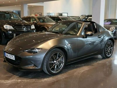 begagnad Mazda MX5