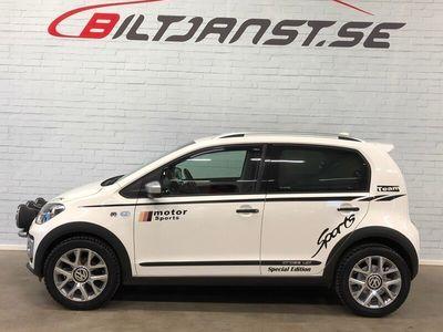 gebraucht VW cross up! 1.0 TFSi SVERIGES HÄFTIGASTE?