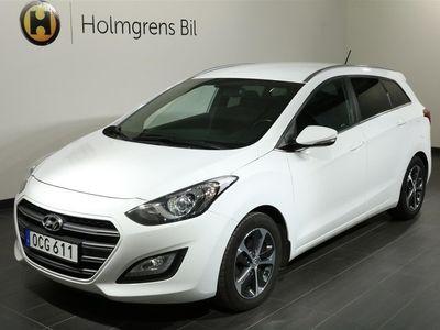 begagnad Hyundai i30 Ki 1.6 CRDi 136 ISG M6 GO Edition