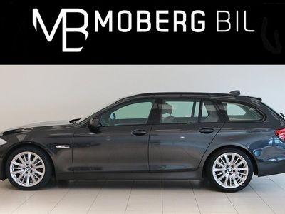 begagnad BMW 525 d Touring 204hk Aut Sport-Pkt Drag -11