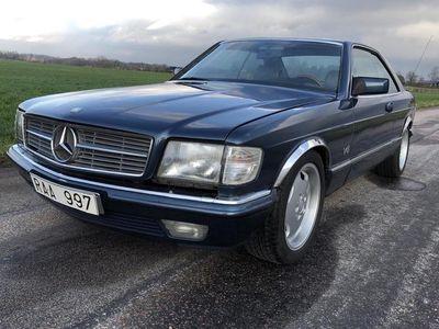 begagnad Mercedes 380 126CSEC W126C