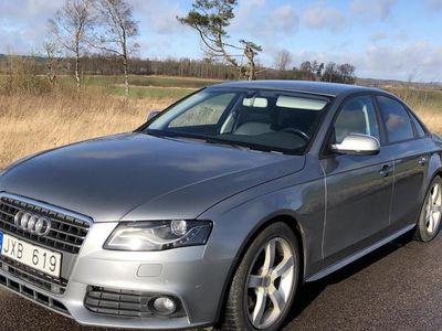 begagnad Audi A4 2.7 TDI
