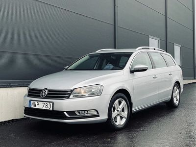 begagnad VW Passat 1.4 TSI EcoFuel 150hk/Drag/M-värm/Euro 5