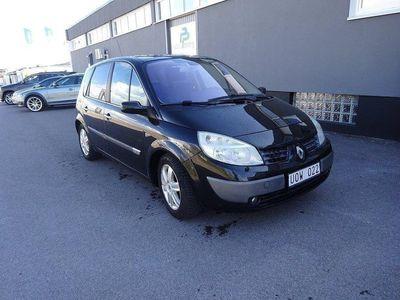begagnad Renault Scénic 2.0 135hk. 6vxl.