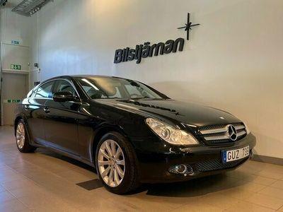 begagnad Mercedes CLS320 CDI 7G-Tronic 2008, Sedan Pris 99 000 kr