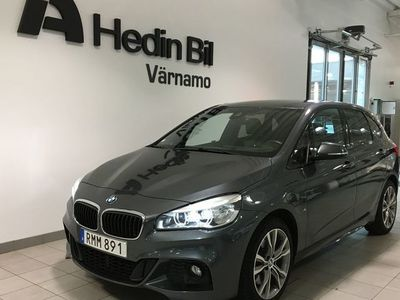 begagnad BMW 225 Active Tourer xe M - Sport 224hk Plug - In