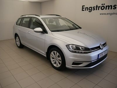 begagnad VW Golf Variant TSI 110Hk Dragpaket