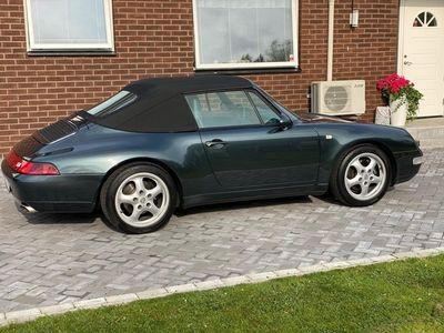 begagnad Porsche 911 Carrera Cabriolet