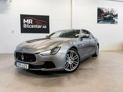 begagnad Maserati Ghibli DIESEL