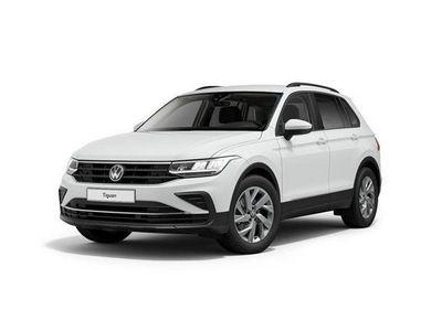 begagnad VW Tiguan TSI 150 DSG Nya Modellen