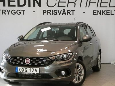 begagnad Fiat Tipo Kombi 1.4 Backkamera 2020, Kombi 149 900 kr
