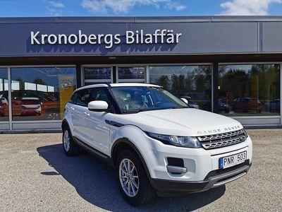begagnad Land Rover Range Rover evoque 2.2 eD4 Pure 150hk*Panorama*