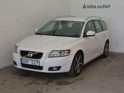 begagnad Volvo V50 D2 Drag SoV (115hk)