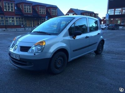 begagnad Renault Modus 1,4 -06