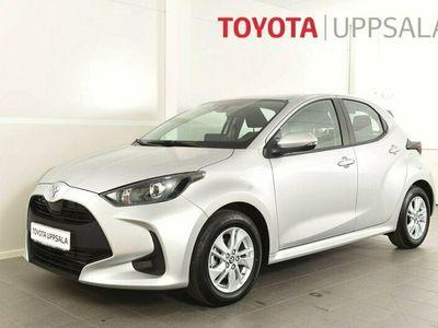 begagnad Toyota Yaris 1.5 Active Manuell