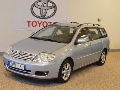 gebraucht Toyota Corolla 1.6 Sol, vinterhjul, dragkrok