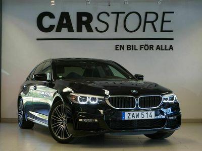 begagnad BMW 530 e M - sport Plug - in Nav Park - assist