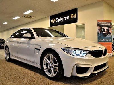 begagnad BMW 420 Gran Coupé d M4 Optik Euro 6 184hk