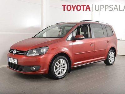 begagnad VW Touran 1,4 TSI Aut Masters 7-sits*