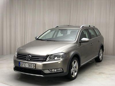 begagnad VW Passat Alltrack 2.0 TDI BlueMotion Technology 4Motion (177hk)