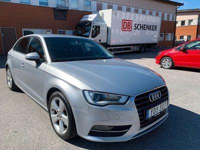 begagnad Audi A3 Sportback 1.6 TDI 110hk Drag Euro 6