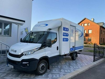 begagnad Iveco Daily Chassis 2.3 JTD