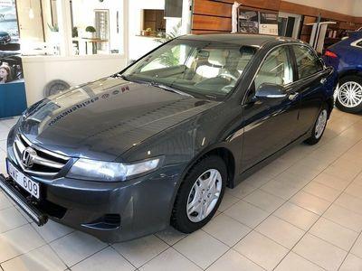 brugt Honda Accord 2.0 VTEC 155hk Sedan