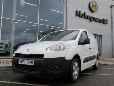 begagnad Peugeot Partner 1.6 eHDi 90hk *aut*