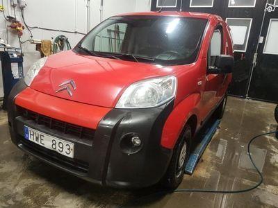 begagnad Citroën Nemo aut. Nybesiktad -08