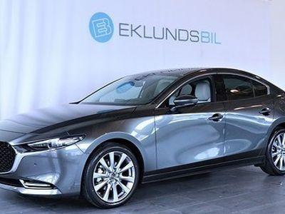 begagnad Mazda 3 Kampanj! 2.0 SKYACTIV-X Cosmo BOSE (180hk)