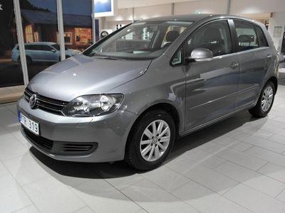 begagnad VW Golf Plus 1,4 TSI 122 hk - 1 ägare