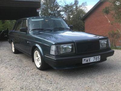 used Volvo 240 GLT -87