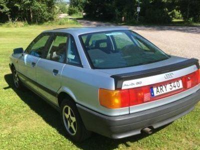 used Audi 80 1,8 SELECT Toppskick -91
