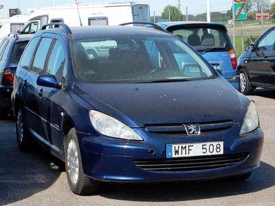 begagnad Peugeot 307 Kombi (Kamrem Bytt 2018-04)